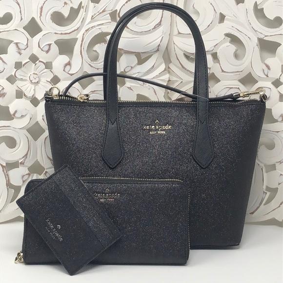 kate spade Handbags - NWT Kate spade bundle bag,wallet &card holder